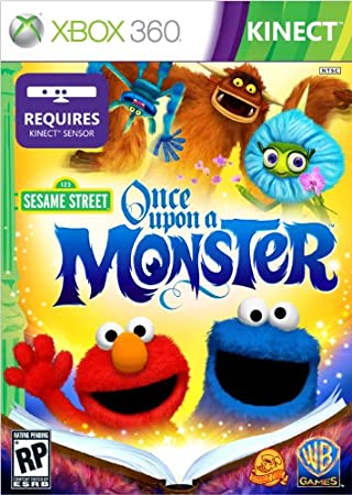 Sesame Street: Once Upon A Monster (Kinect Sensor Required)