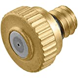 Orbit 10106 Brass and Stainless Steel Mist Nozzle, 5-Pack