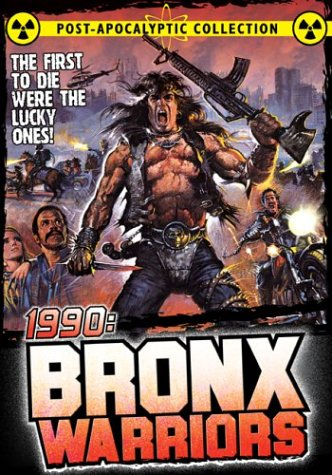Cover art for  1990: Bronx Warriors
