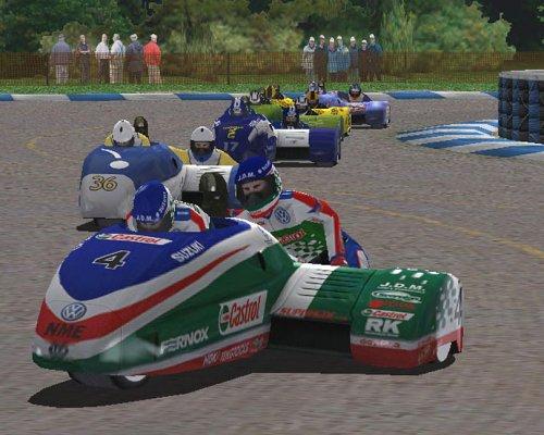 Crescent Suzuki Racing galerija
