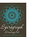 Spirograph Drawing Set: Practice and...