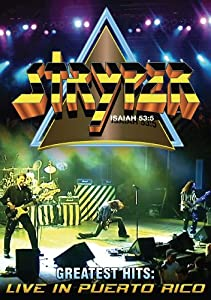 Stryper: Greatest Hits - Live in Puerto Rico