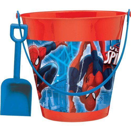 Pail W/ Shovel Spider-Man