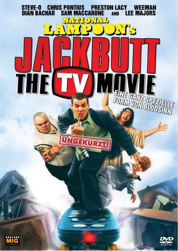Jackbutt - The TV Movie (Uncut)