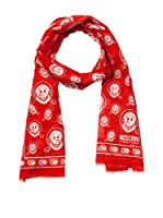 MOSCHINO CHEAP AND CHIC Estola (Rojo / Blanco)