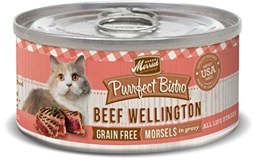 Merrick Purrfect Bistro Grain Free Beef Wellington