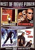 echange, troc Hurricane Carter / Bandits / Riders / Le 51ème Etat - Coffret 4 DVD