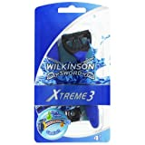 Xtreme 3 Comfort Plus by Wilkinson Sword Disposable Razors