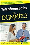 img - for Telephone Sales For Dummies book / textbook / text book