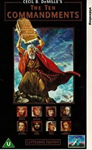 The Ten Commandments [VHS] [1956]