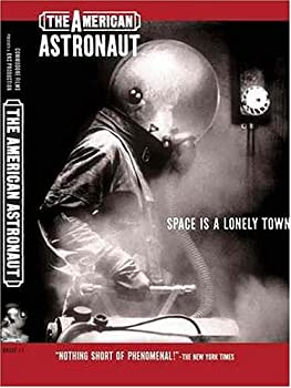 "Cover of ""The American Astronaut"""