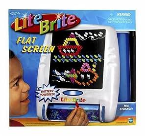 Lite-Brite Flatscreen - White