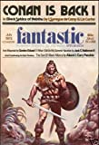Fantastic Science Fiction & Fantasy Stories July 1973
