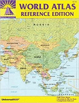 World atlas reference edition Universal Map Firm 9780762506200