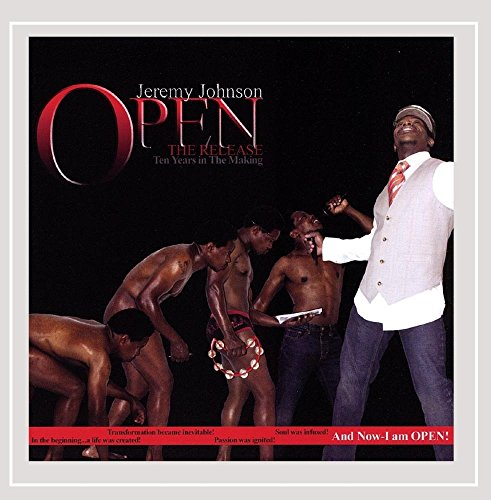 Jeremy Johnson - Open: the Release Ten Years in the Making