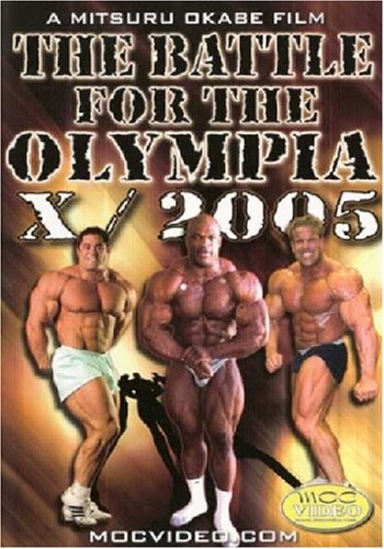 Battle for Olympia 2005 X [DVD] [Import]