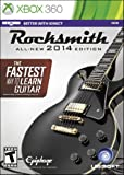 51CWO3WI8nL. SL160  Rocksmith 2014 Edition   Xbox 360 (Cable Included)