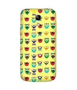 Beard Colour-51 Samsung Galaxy S4 Mini Case