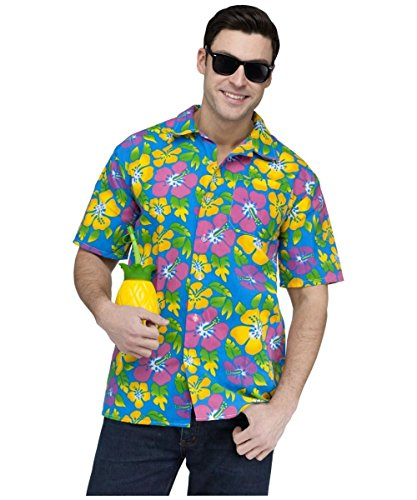 Aloha Tourist Costume Shirt