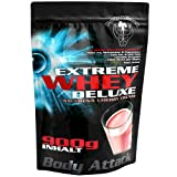Body Attack Extreme Whey Deluxe 900 g, Chocolate Cream