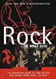 Rock: The Rough Guide, First Edition (Rough Guides)