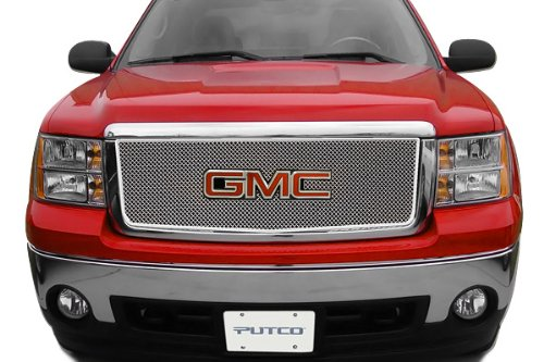 Lund 87082 Stainless Steel Screen Front Custom Grille Insert