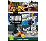 Ultimate Simulations Collection - Digger / Crane / Forklift PC