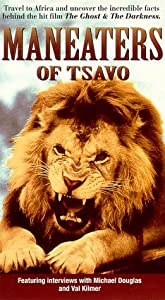 Maneaters of Tsavo [VHS]