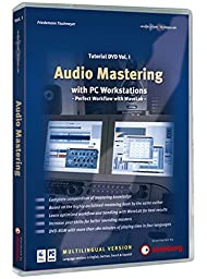 Keyfax Audio Mastering Volume 1 (DVD ROM)