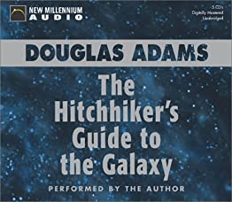"Cover of ""The Hitchhiker's Guide to the G..."