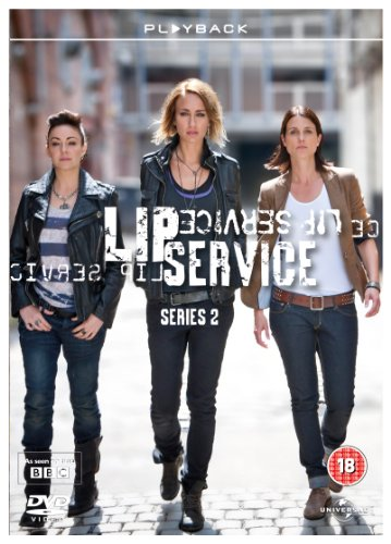 Lip Service - Series 2 [DVD]