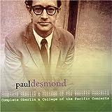 echange, troc Paul Desmond - The Complete Oberlin & College of the Pacific Concerts