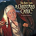 Tom Baker Reads 'A Christmas Carol' Audiobook by Charles Dickens Narrated by Tom Baker