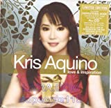 Kris Aquino - Love & Inspiration (Book+CD) - Philippines