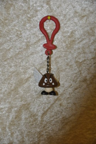 Super Mario Backpack Buddy Keychain Collection Shy Guy - 1