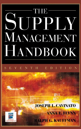 The Supply Mangement Handbook, 7th Ed