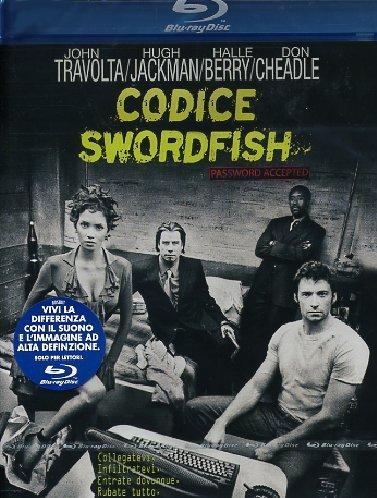 Codice: swordfish [Italia] [Blu-ray]