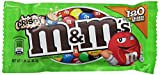 M&Ms Crispy Single Candy, 1.35 Ounce (Pack of 24)
