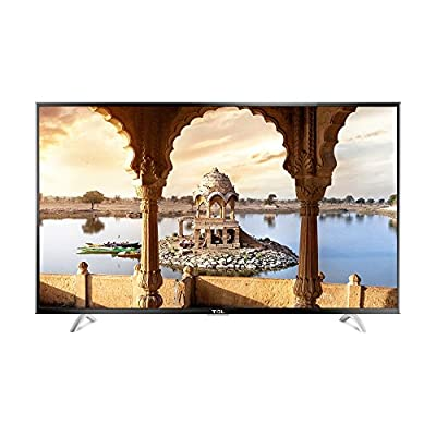 TCL L55P1US 139.7 cm (55 inches) 4K Ultra HD Smart LED TV (Black)
