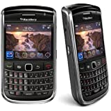 Blackberry 9650 Bold Unlocked GSM Smartphone with 3 MP Camera, Bluetooth, 3G, Wi-Fi, and MicroSd Slot (Black)