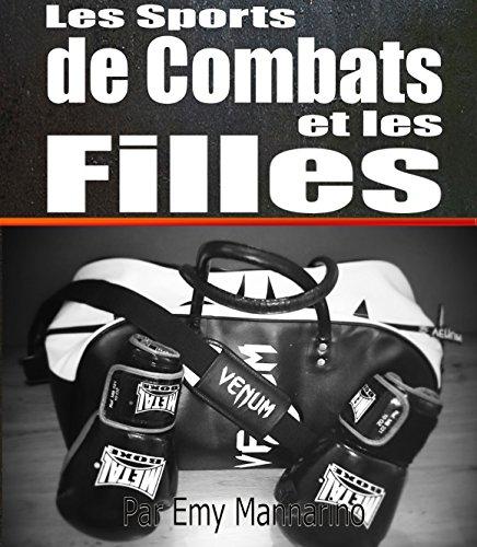 Couverture du livre Les sports de combats et les filles