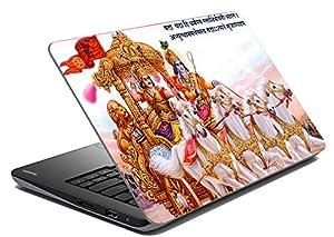 meSleep Arjun Krishna Mahabharat Laptop Skin