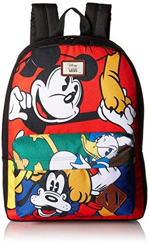 Vans Big Boys' Old Skool Ii Backpack (Kid) - Mickey & Friends - One Size
