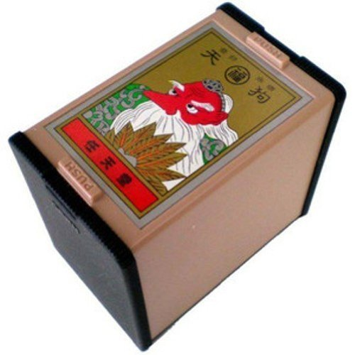 Nintendo Japanese Playing Cards Game Set Hanafuda Marufuku TENGU Black by Nintendo