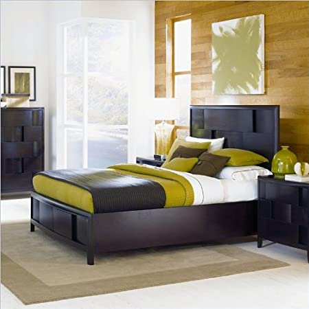 Magnussen Nova Platform Bed in Espresso - California King