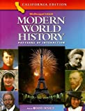 img - for Modern World History Patterns of Interaction California Edition book / textbook / text book