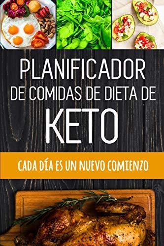Planificador de Comidas de la Dieta de Keto Planificador diario de comidas bajas en carbohidratos para la pérdida de peso | Diario de seguimiento de ... con citas motivacionales  [Planificadores, Bolbel] (Tapa Blanda)