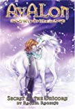 img - for Avalon: Web of Magic Book 4: Secret of the Unicorn (Bk. 4) book / textbook / text book