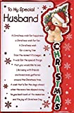 Husband Christmas Card ~ To My Special Husband ~ Quality Card