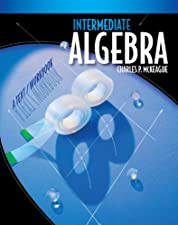 Student Solutions Manual for McKeagues Intermediate Algebra A Text by McKeague
